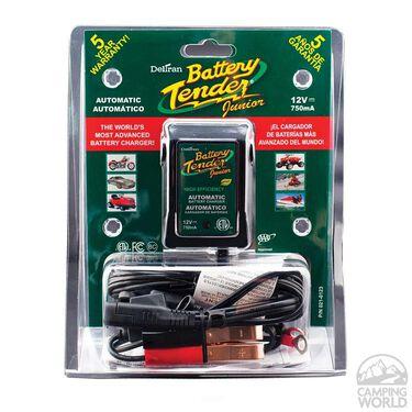 Battery Tender Junior – 12V, 750 mA