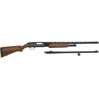 Mossberg 500 Field/Deer Shotgun Combo