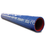 "Shields 1-1/4"" Silicone Water/Exhaust Hose, 12'L"