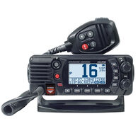 GX1400G Fixed Mount VHF with GPS - Black