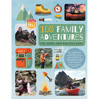 100 Family Adventures Book
