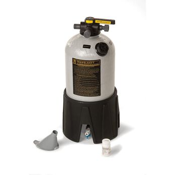 Travelsoft HD Portable Water Softener & Conditioner