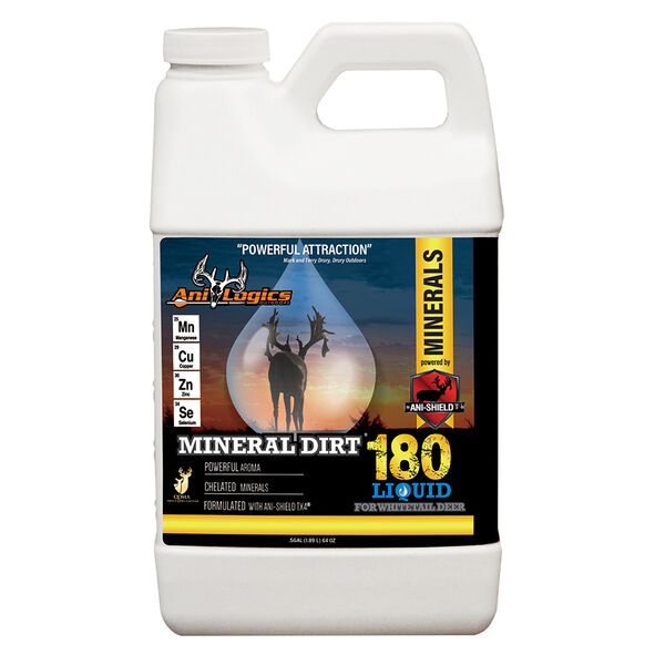 Ani-Logics Mineral Dirt 180 Liquid, 1/2 Gallon