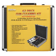 Outers 62-Piece Cleaning Kit with Aluminum Case