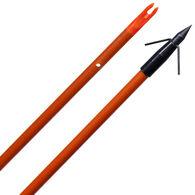 Fin-Finder Raider Arrow with Typhoon Point, Orange