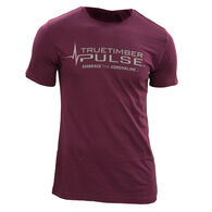 TrueTimber Men's Logo Short-Sleeve Tee