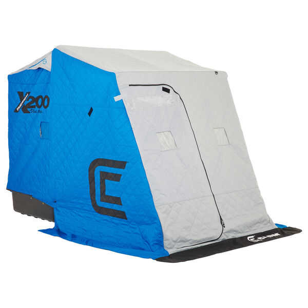 Clam X200 Thermal Fish Trap Ice Shelter
