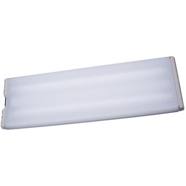 Recessed Fluorescent Light Fixture #746