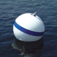 """Sur-Moor T3C Mooring Buoy, White (18"""")"""