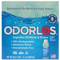Odorlos 9-pack, 4oz. Bottles