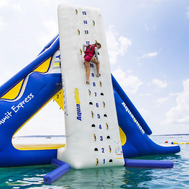 Aquaglide Escalade Summit Climbing Wall