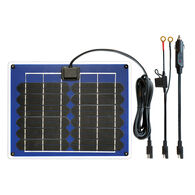Samlex 10W Battery Maintainer Portable SunCharger