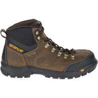 CAT Men's Threshold Waterproof Steel Toe Work Boot