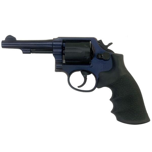 Used Smith & Wesson Model 10-7 Revolver, .38 Special, Gun Candy Cerakote