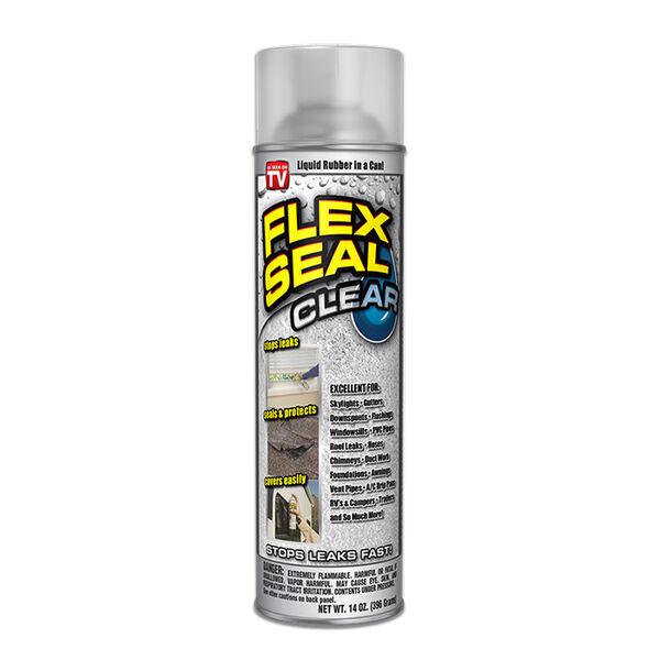 Flex Seal Spray, 14 oz., Clear