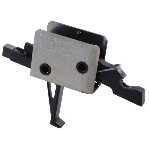 CMC Triggers AR-15/AR-10 Flat Single-Stage Self-Contained Trigger