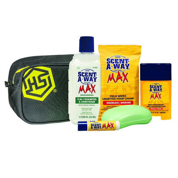 Scent-A-Way MAX Shower Kit
