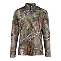 TrueTimber Men's High-Pile Half-Zip Pullover