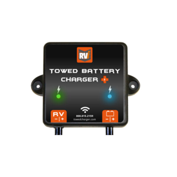 RVi Towed Battery Charger Plus for Flat Towing