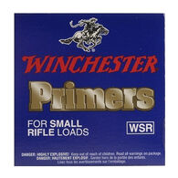 Winchester Small Regular Rifle Primers, 100-Count