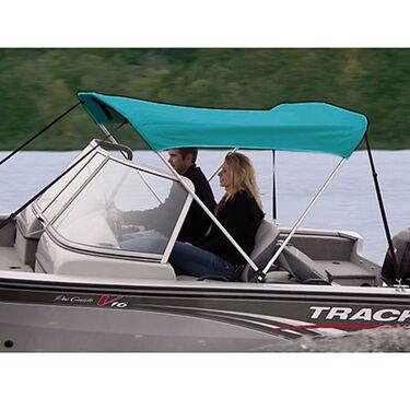 Shademate Sunbrella Stainless 2-Bow Bimini Top 5'6''L x 42''H 73''-78'' Wide