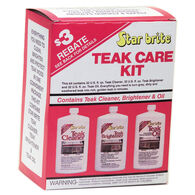 Star Brite Teak Care Kit, qt.
