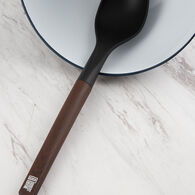 Robert Irvine Oversized Spoon with Wood Decal Handle