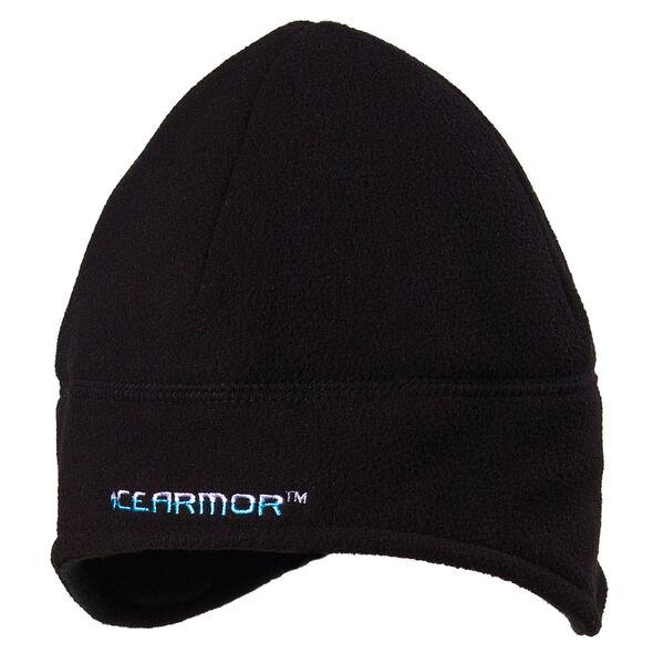 Clam IceArmor Fleece Beanie, Black