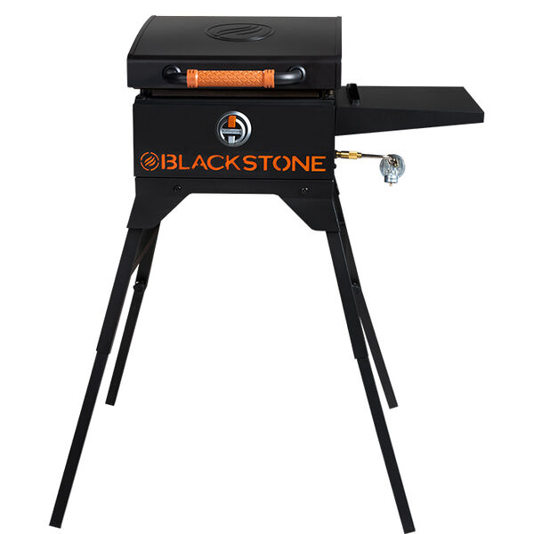"""Blackstone 17"""" On-the-Go Cart Griddle with Hood"""