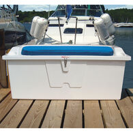 Dock Box Small Top Seat Box Cushion