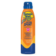 Banana Boat Ultra Sport Clear UltraMist SPF 50 Sunscreen Spray, 6 oz.