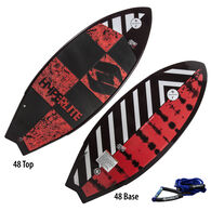 Hyperlite Broadcast Wakesurfer With Free Rope