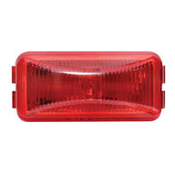 Waterproof LED Fleet Count Sealed Trailer Marker/Clearance Light, Red