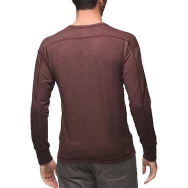 375ec2c96 The North Face Men's French Terry Long-Sleeve Henley