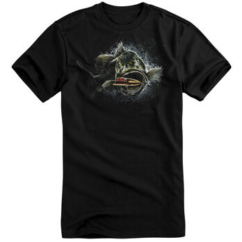 Fin Fighter Men's Attack Short-Sleeve Tee