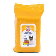 Arm & Hammer Heavy-Duty Bathing Wipes for Pets, 100-count