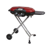 Coleman RoadTrip X-Cursion 2-Burner Portable Gas Grill, Red