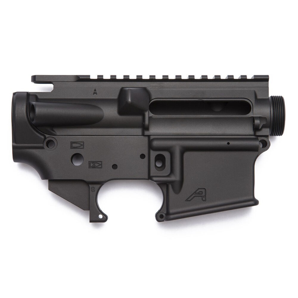 Aero Precision AR-15  223/5 56 Stripped Upper/Lower Receiver Set