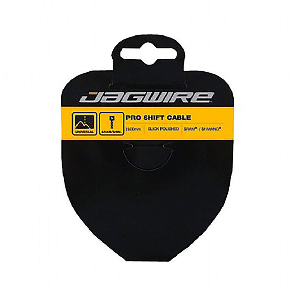 Jagwire Pro Polished Slick Stainless Derailleur Cable