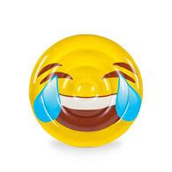 Big Mouth Laughing Emoji Pool Float