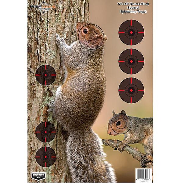 Birchwood Casey Pregame Squirrel Target, 8 Pk.