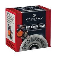 Federal Premium Field And Range Steel Ammo