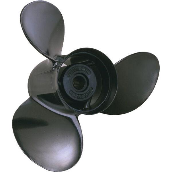 Michigan Wheel 3-Blade Prop, Pressed Rubber Hub / Aluminum, 11 dia x 9, RH
