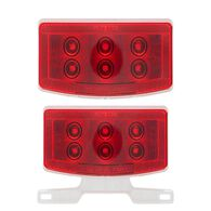 Rectangle Waterproof LED Combination Tail Lights, Passenger Side