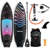 Hurley 9' Phantomsurf Inflatable Stand-Up Paddleboard Package