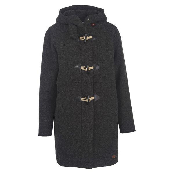 Woolrich Women's Century Hooded Wool Duffle Coat