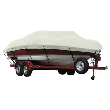 Exact Fit Covermate Sunbrella Boat Cover for Nitro 640 Lx Sc  640 Lx Sc W/Port Troll Mtr O/B