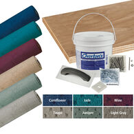 Overton's Blockade Carpet and Deck Kit, 8'W x 16'L
