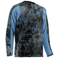 Huk Men's Trophy Kryptek Long-Sleeve Tee
