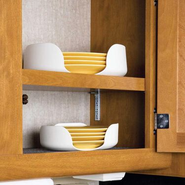 Camco Stack-A-Plate Dish Organizer